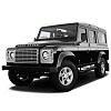 Land Rover Defender 110 LONG TRAVEL