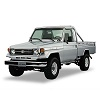 Подвеска Old Man Emu (OME) на Toyota Land Cruiser 75